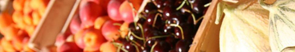 Test sur les saveurs et les produits d'été