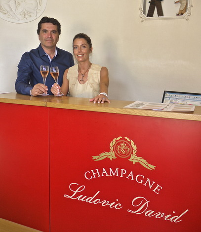Champagne Ludovic David