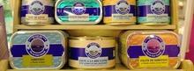 Les produits de la Compagnie bretonne du poisson