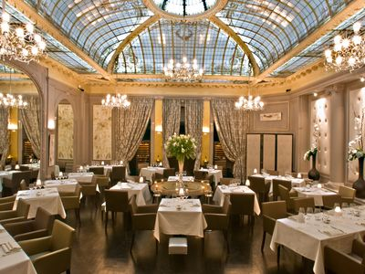 Restaurant Chez Gustave Paris