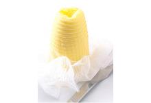 Le beurre Bordier demi-sel