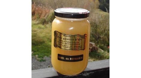 miel de romarin