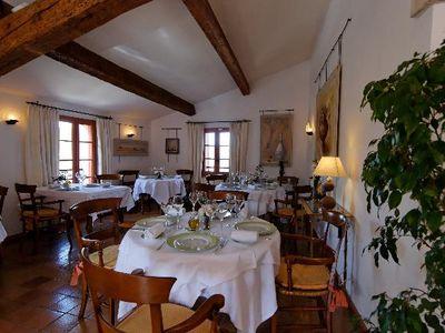 restaurant auberge du beaucet le beaucet 84210 ForRestaurant Le Beaucet