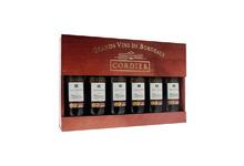 Caisse bois Cordier 6 bouteilles de 75 cl