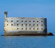 Le Fort Boyard au large de Rochefort