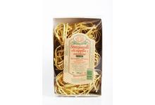 Pâtes Stuzzicarelli (grosses Tagliatelles) aux courgettes et oignons 250 gr