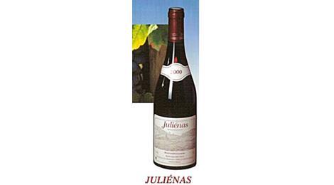 julienas cuvée Fût de chêne 2006