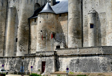 Le donjon de Niort, vestige de la forteresse médiévale