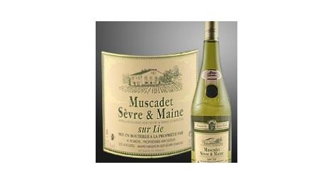 Muscadet de Sèvre & Maine sur Lie