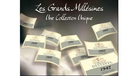 La Collection Unique De 1947 à 2007