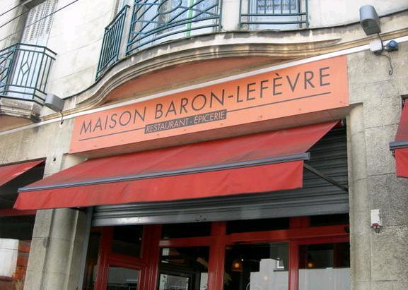 Restaurant maison baron lefevre nantes 44000 - Maison baron lefevre nantes ...