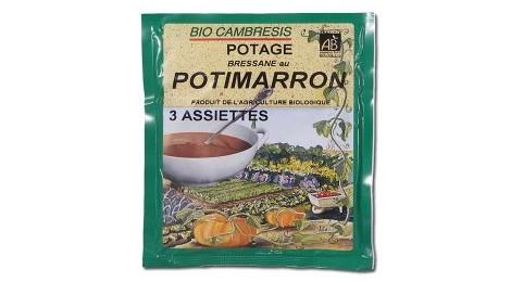 Potage Bressane au Potimarron bio