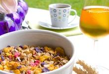 Céréales pour petit-déjeuner gourmet