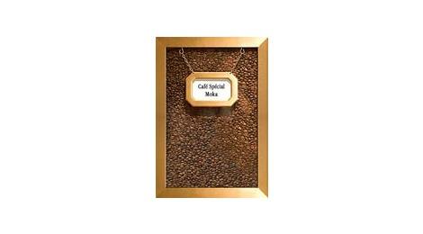 Café Spécial Moka d'Ethiopie Grains