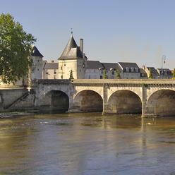 La Vienne à Chatellerault