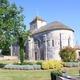 L'église romane de Champagné-le-sec