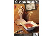 La Crème Flambée