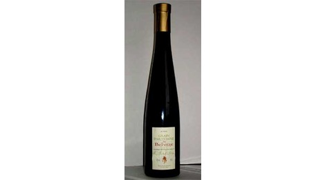 Château BELVIZE  Grains d'Automne Vin de Pays d'Oc Blanc 2002