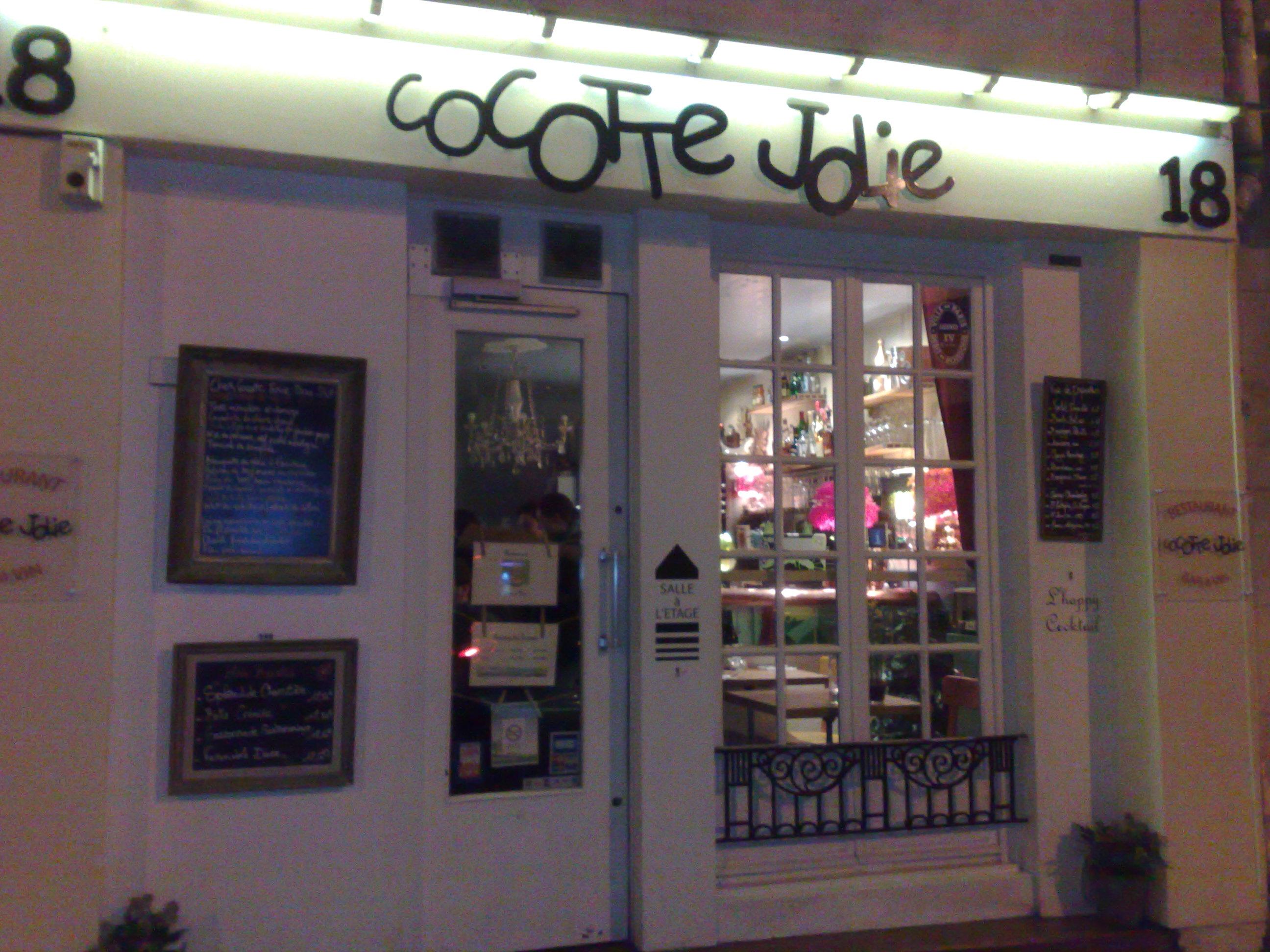 Restaurant cocotte jolie paris 6 me 75006 - Restaurant chez cocotte ...