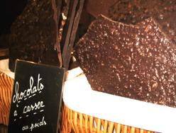 Du chocolat, par plaques !
