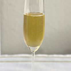 Une flûte de Champagne