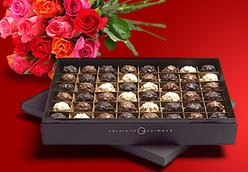 Le plaisir d 39 offrir des chocolats et des fleurs for Offrir des fleurs par internet