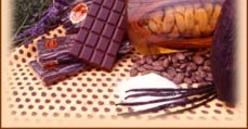 Chocolats noirs, au lait, blancs, pralines et nougats de la Chocolaterie A. Morin.