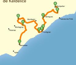 Balade gourmande en juillet en Languedoc : les vignobles et la côte d'Améthyste