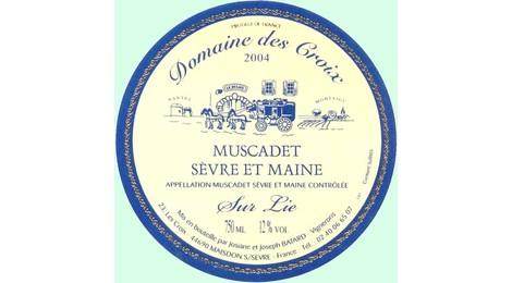 Muscadet Sèvre et Maine sur Lie A.O.C.*