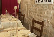 Intérieur du restaurant le Fin gourmet