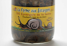 Feuilletés d'escargots à la moutarde de Meaux