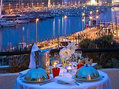 Restaurant sofitel marseille vieux port restaurant les - Restaurant italien marseille vieux port ...