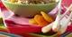 Veau en risotto à la citronnelle