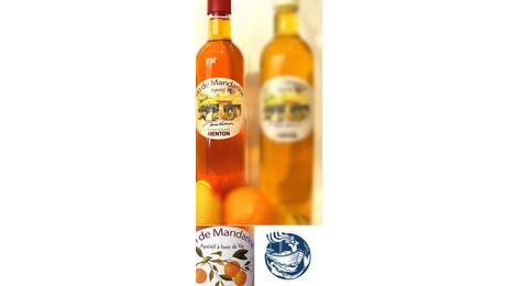 Le Vin De Mandarine De Menton