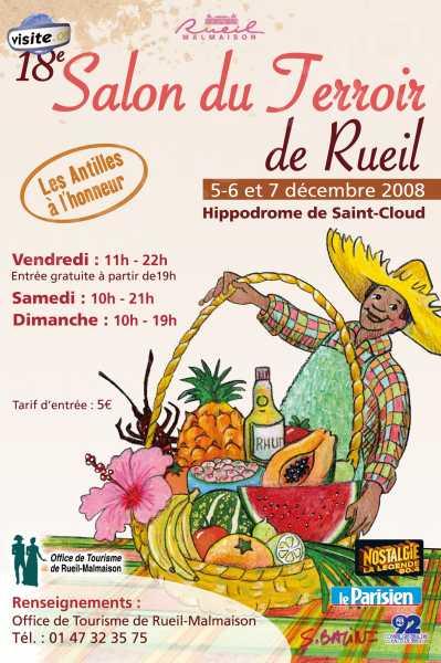 Salon du terroir de rueil 2009 rueil malmaison 92500 - Office de tourisme de rueil malmaison ...