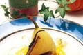 Douceur de poire à la crème cannelle et senteurs de jasmin