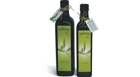 huile d`olive grecque EPILEKTO 750 ML