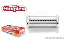 Accessoire REGINETTE LASAGNETTE (12 mm) pour Machine à pâtes Imperia SP150