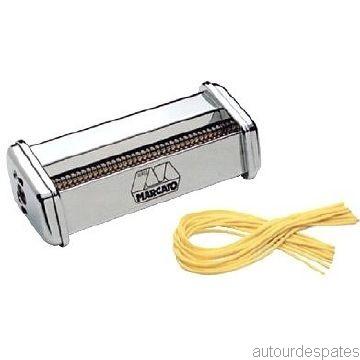 accessoire spaghetti 2 mm pour machine p tes marcato atlas 150. Black Bedroom Furniture Sets. Home Design Ideas