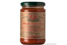 Sauces Tomate aux légumes artisanales
