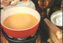La fondue comtoise