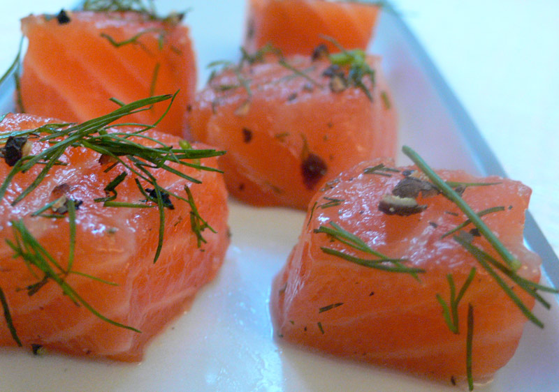 recette gravlax saumon marin l 39 aneth. Black Bedroom Furniture Sets. Home Design Ideas