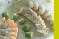 filet mignon de lapin aux haricots de Soissons