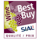 Best Buy Wine 2010 au SIAL