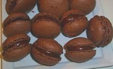 préparation des macarons pas à pas