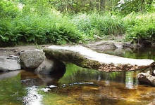 La mystérieuse forêt d'Huelgoat