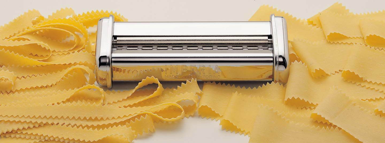 Accessoire REGINETTE LASAGNETTE (12 mm) pour Machine à pâtes ...