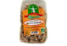 Pâtes Biologiques Quinoa Basilic