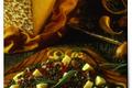Salade de lentilles au Cantal Entre-deux