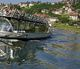 Croisière en bateau sur le Doubs près de Villers-le-lac